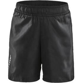 Craft Rush Shorts Niños, negro